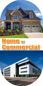 home or commercial service